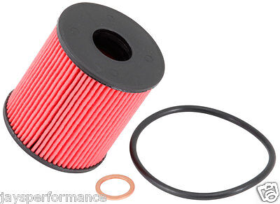 Kn Oil Filter (Ps-7024) Replacement High Flow Filtration