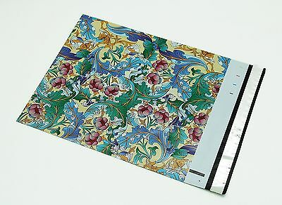 500 6x9 Paisley Designer Poly Mailers Envelopes Boutique Custom Bags