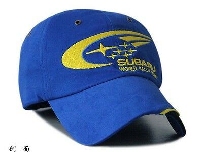 Genuine Subaru Cap Hat Baseball Car Forester Wrx Outback Impreza Liberty Tribeca