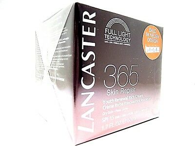 Lancaster 365 Skin Repair Youth Renewal Rich Cream SPF 15 50 ml