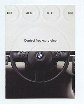 2005 BMW iPod Adapter Brochure d0878