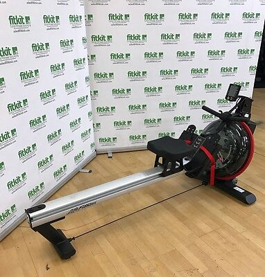 Life Fitness Row GX Trainer Rower Commercial Gym Equipment