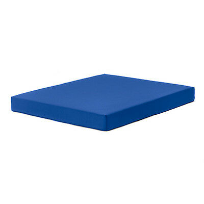 Blue Delta 80 x 100cm Outdoor Gym Crash Mat Soft Play Activity Padded Waterproof