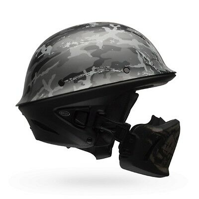 Bell Powersports Rogue Ghost Recon Helmet XS Camo