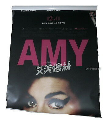 """AMY Amy Winehouse Taiwan Promo Giant Poster (39""""X27"""")"""