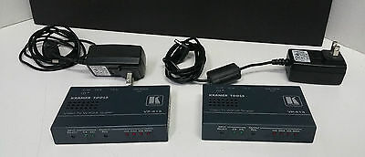 Kramer VP-413 Video to WXGA Scaler