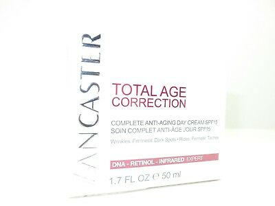 Lancaster Total Age Correction Complete Anti-Aging Day Cream SPF15 50 ml