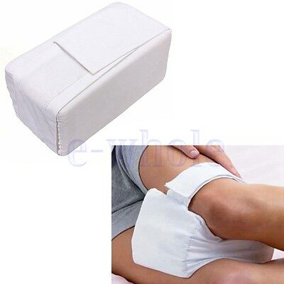Side Sleeping Knee Support Pillow Aid Arthritis Hips Lower Back Pain Relief K6