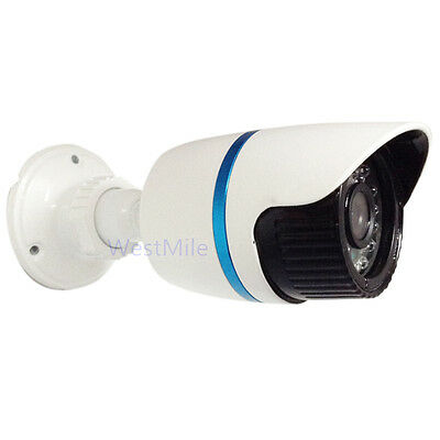 WM XM POE 2MP 1080P IP Camera 3.6MM Onvif  ABS Home security XMEye Bullet 24IR