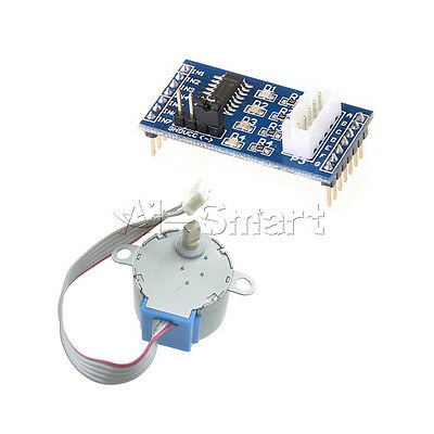 Stepper Motor DC 5V 28BYJ-48 + ULN2003 Stepper Motor Driver Module for Arduino
