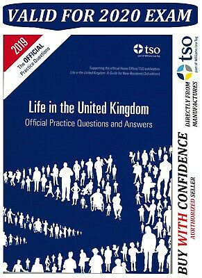 2017 Life in the UK United Kingdom Official Practice Questions and Answers -  QA