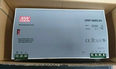 Meanwell Drp-480S-24 Power Supply