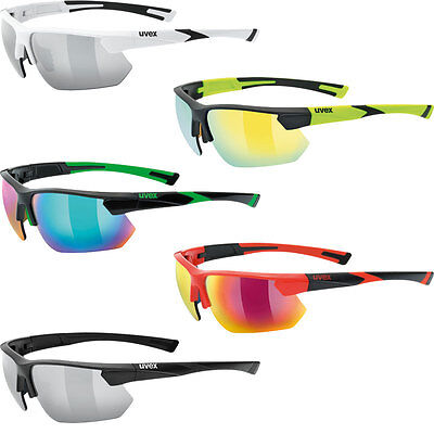 UVEX Sportstyle 221 sport cycling sunglasses 100% UV protection
