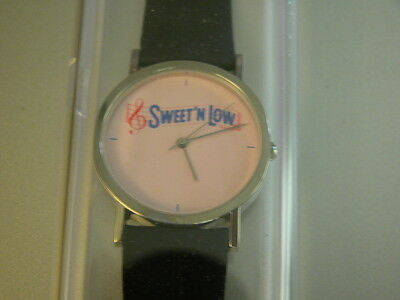 Dundee Watch Electronic Sweet And Low Promotional Item Never Worn Leather Band