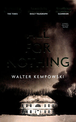 All for nothing by Walter Kempowski (Paperback)