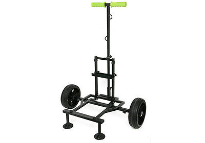 Fox Matrix NEW Match Fishing F And P 2 Wheel Transporter Trolley    GTR002