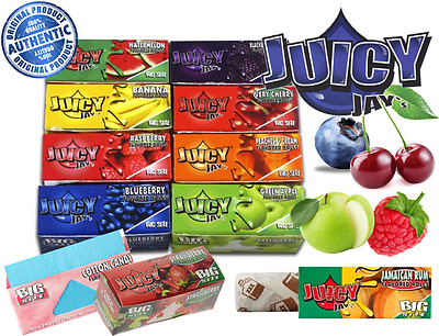 Juicy Jay Flavoured Rolls Big Size Triple Dipped Papers Offer Buy 2 Get 1 Free