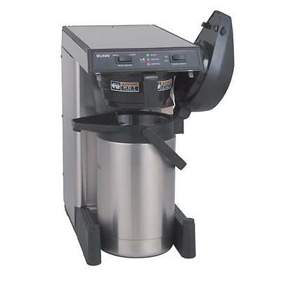 Bunn SmartWAVE™ Low Profile Commercial Airpot Coffee Brewer CALL FOR SHIPPING