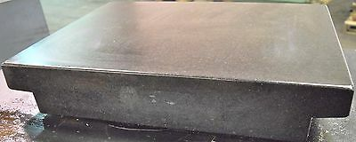 "18"" X 24"" Granite Surface Plate - On Stand"