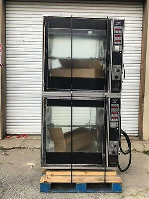 Henny Penny Rotisserie Double Oven Chicken Rib Commercial Restaurant SCR-8