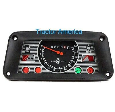 Gauge Cluster New Ford New Holland Tractor 2610 2810 2910 333 334 335 340 340A