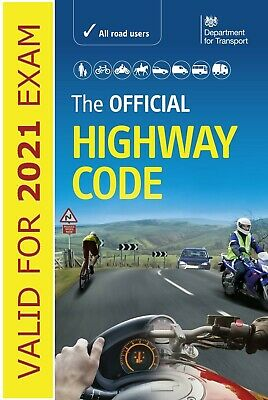 Latest Edition The Official Highway Code 2019 DSA Brand New for Theory Test Hw