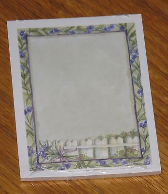 Summer Bouquet Shelly Reeves Smith Lang Main Street Press Notes 3M Post It Pad