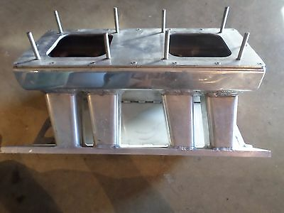 Epd Intake For Pontiac Prostock  For Bbc May Fitdart Big Chief Heads And Brodix