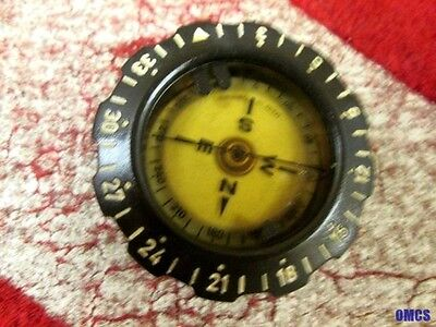 Scuba Diving Pre-Owned Ist Compass Module Excellent Condition! Side-View!!!