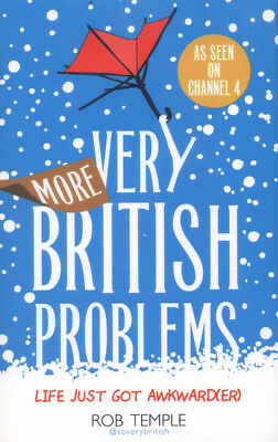 More very British problems by Rob Temple (Paperback)