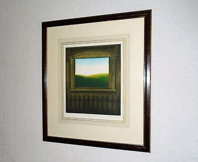 Dorothea Wight. One Day Last Summer. Signed Framed Limited Ed Artist's Proof