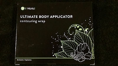 It Works! - Ultimate Body Applicator, contouring wrap