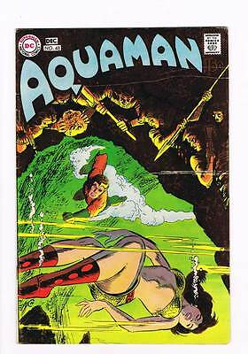 Aquaman # 48 A Kingdom to Rebuild ! grade 6.0 scarce book !!