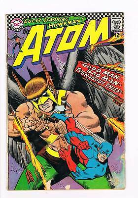 Atom # 31 Good Man, Bad Man, Turnabout Thief ! grade 3.0 scarce book !!
