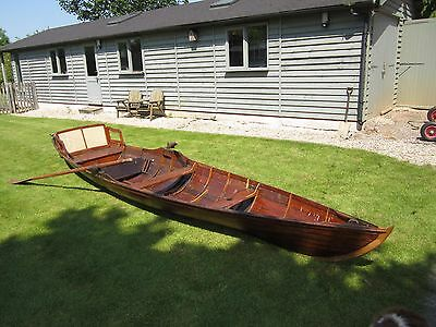 18' Vintage Thames Single Skiff