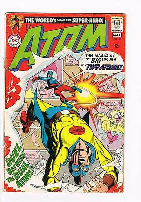 Atom # 36 Duel Between the Dual Atoms ! grade 2.5 scarce book !!