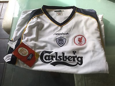 Liverpool Cup Final Winners - Collection Of Shirts, Medal, Tickets & Programmes