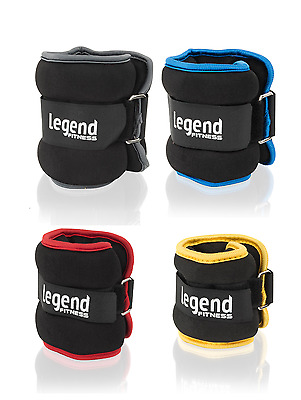 Wrist Weights Ankle Running Exercise Home Gym Strength Training Workout