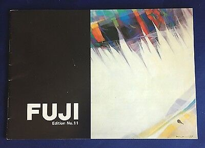 Nos Original The Fuji Class Edition No. 11 Booklet Japan Bmx Freestyle Old Skool