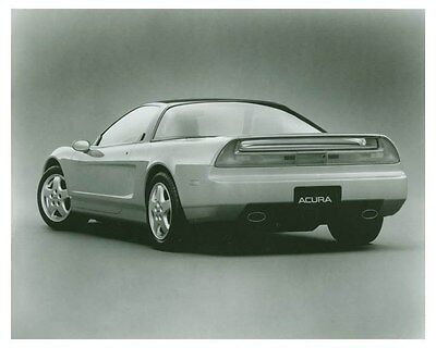 1989 Acura NSX Sports Car ORIGINAL Factory Photo och5695