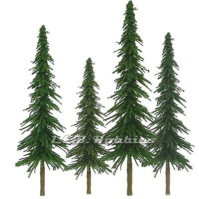 "JTT Scenery Products Spruce Tree O-Scale 6"" - 10"" Super Scenic, 12/pk 92028"
