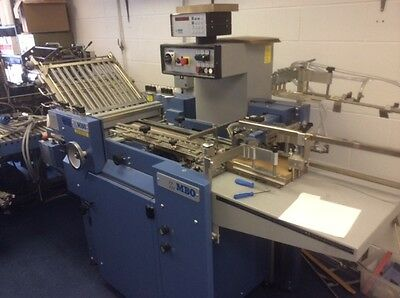 MBO B118 right angle folder (2007)Bought new 2012