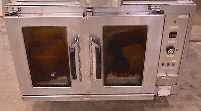 Star Lang ECO-9M Single Full-Size Electric Stack Deck Convection Oven 3-Phase