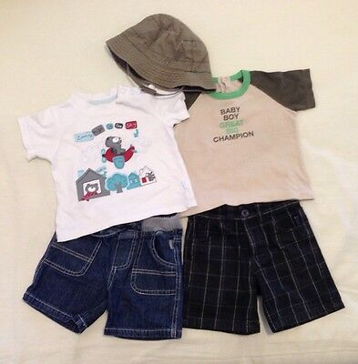 Baby Patch Summer Bundle Size 3-6mth