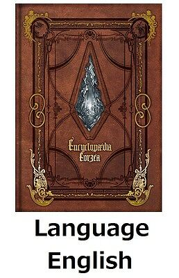 Encyclopaedia Eorzea The World of FINAL FANTASY XIV Language English NEW Book
