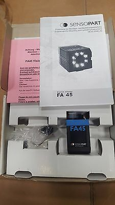 FA 45-300-WCC-OBO12HS4 522-91053 High End Vision Sensor. Free Tracked Shipping