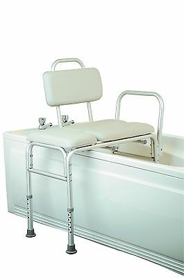 Homecraft Padded Bath Transfer Bench Lightweight Padded Chair Brand New
