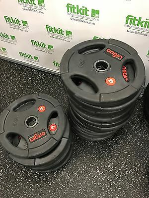 Origin Fitness Rubber Olympic Weight Plates Cheapest Commercial Gym Equipment