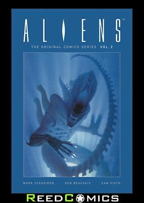 ALIENS ORIGINAL COMICS SERIES VOLUME 2 HARDCOVER (224 Pages) New Hardback