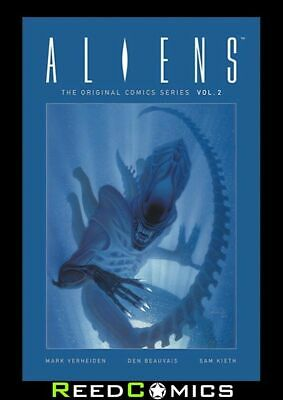 ALIENS ORIGINAL COMICS SERIES VOLUME 2 HARDCOVER New Hardback by Dark Horse